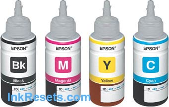Ink reset id codes free for Epson L100, L200, L800